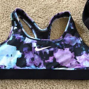 Children's Nike sports bra